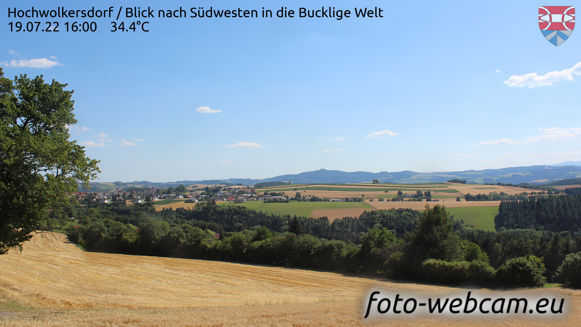 Hochwolkersdorf Tue. 16:09