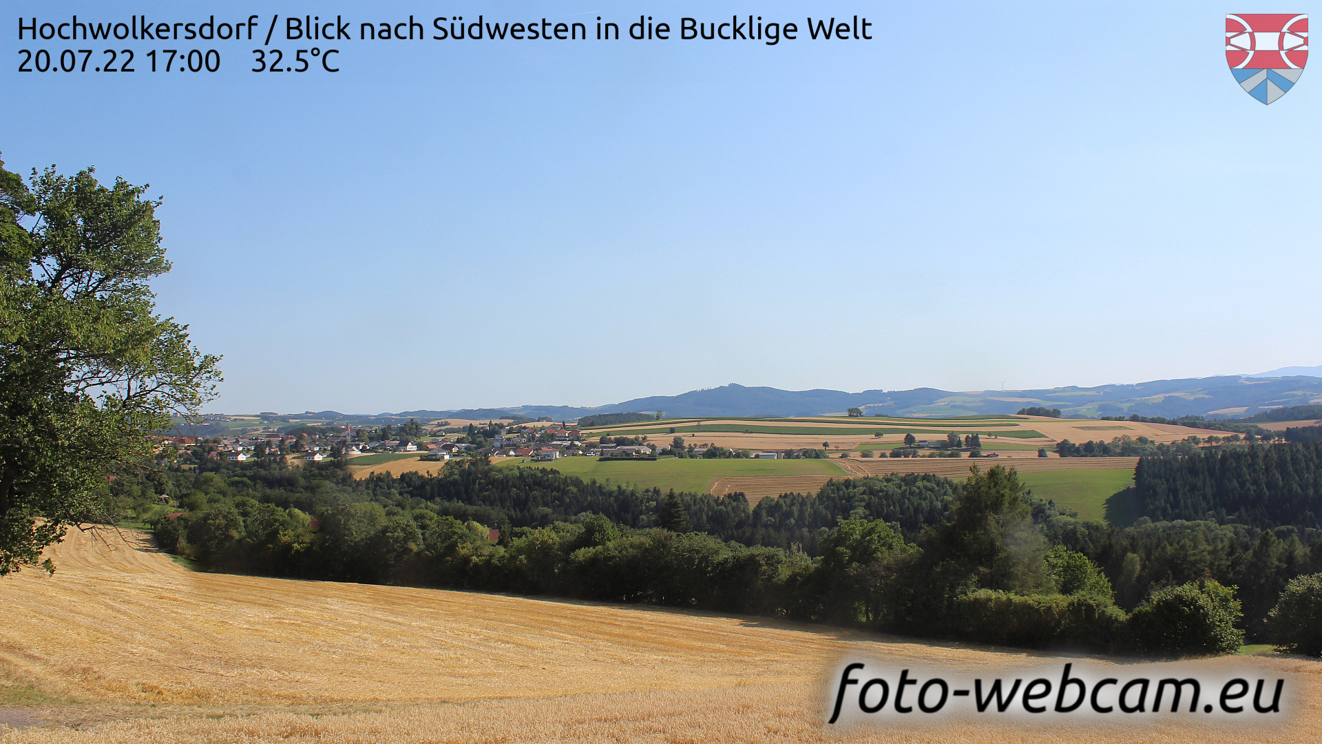 Hochwolkersdorf Tue. 17:09