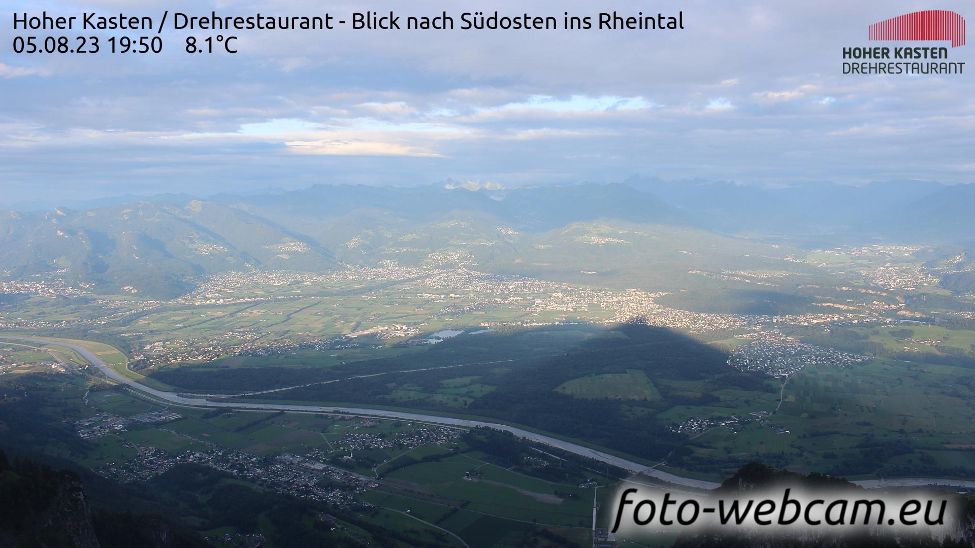 24h Timelapse Hoher Kasten Switzerland