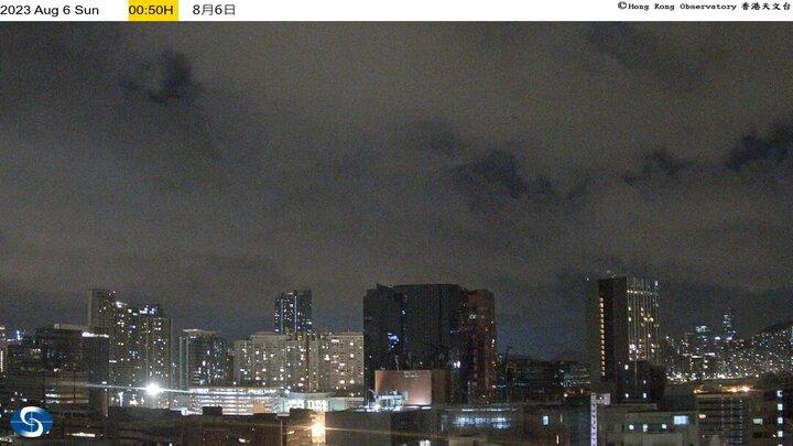 Hong Kong Wed. 00:58