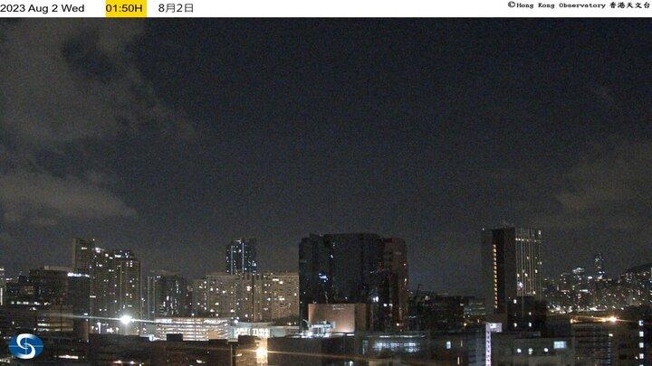 Hong Kong Wed. 01:58
