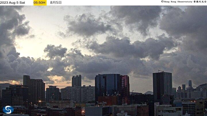 Hong Kong Wed. 05:58