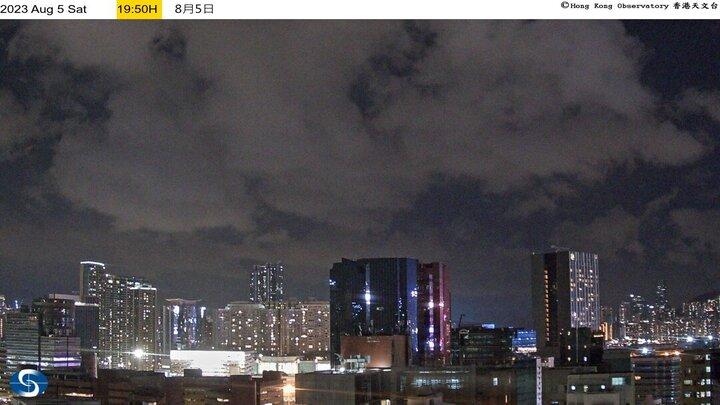 Hong Kong Tue. 19:58