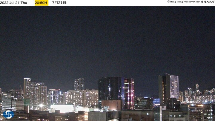 Hong Kong Tue. 20:58