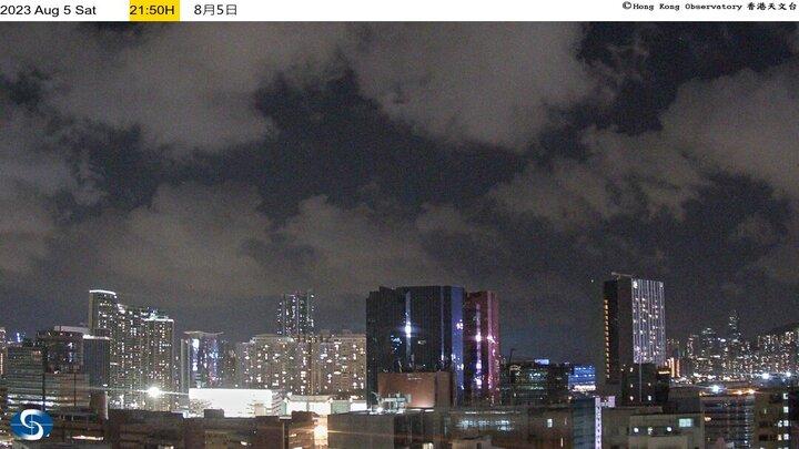 Hong Kong Tue. 21:58