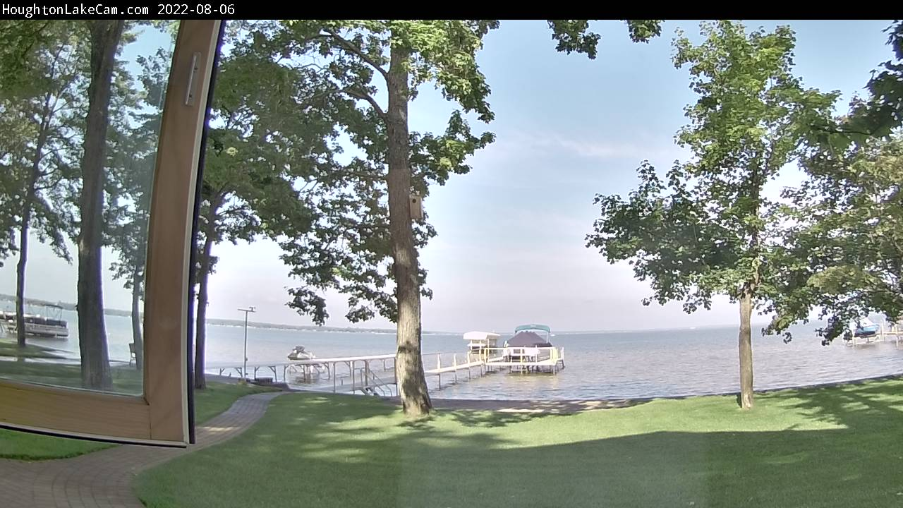 Webcam Houghton Lake, Michigan: Houghton Lake Webcam