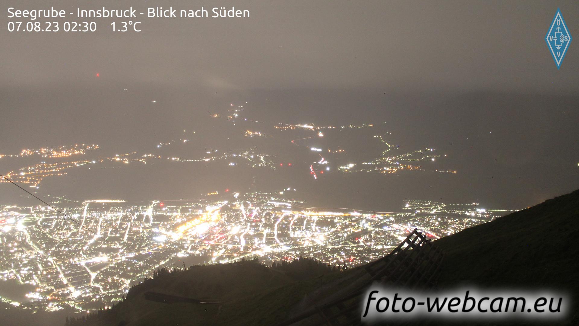 Innsbruck Thu. 02:18