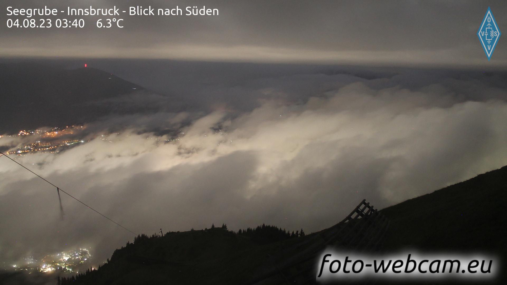 Innsbruck Thu. 03:18