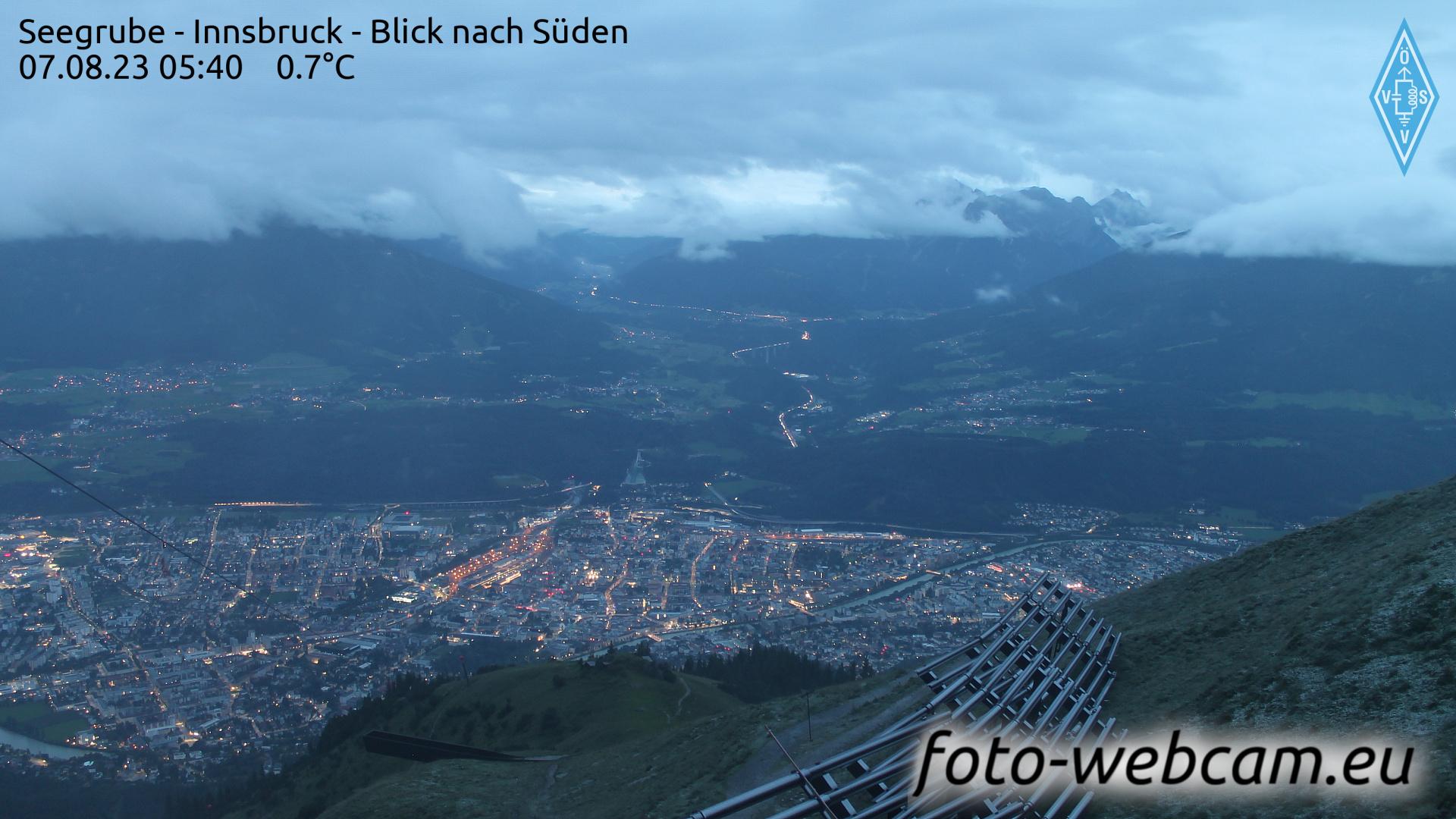 Innsbruck Thu. 05:18