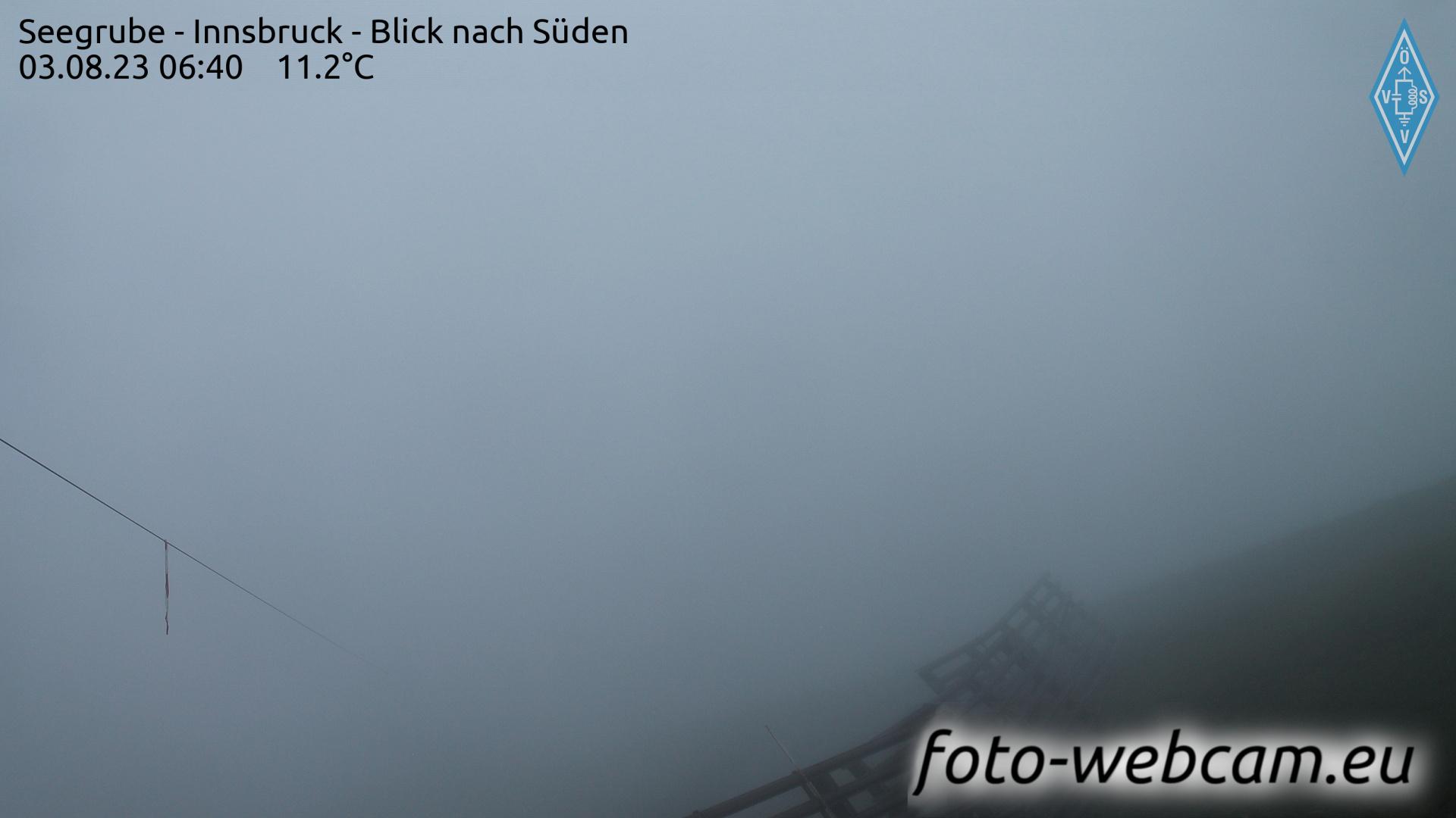 Innsbruck Thu. 06:18