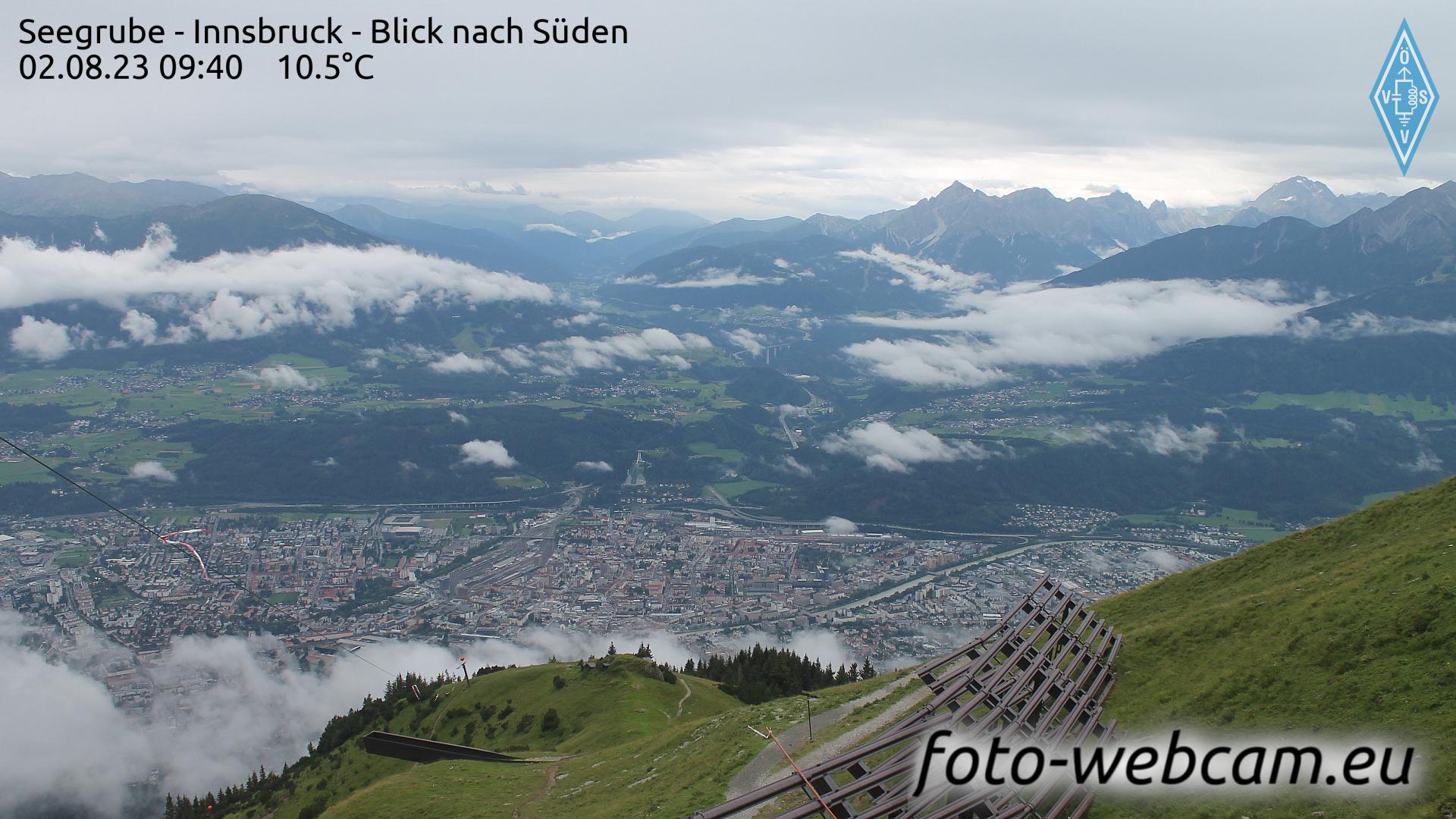 Innsbruck Wed. 09:18