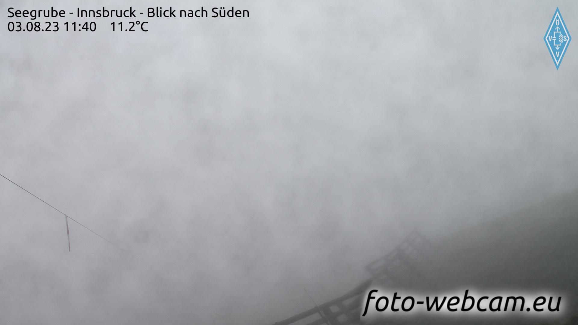 Innsbruck Wed. 11:18