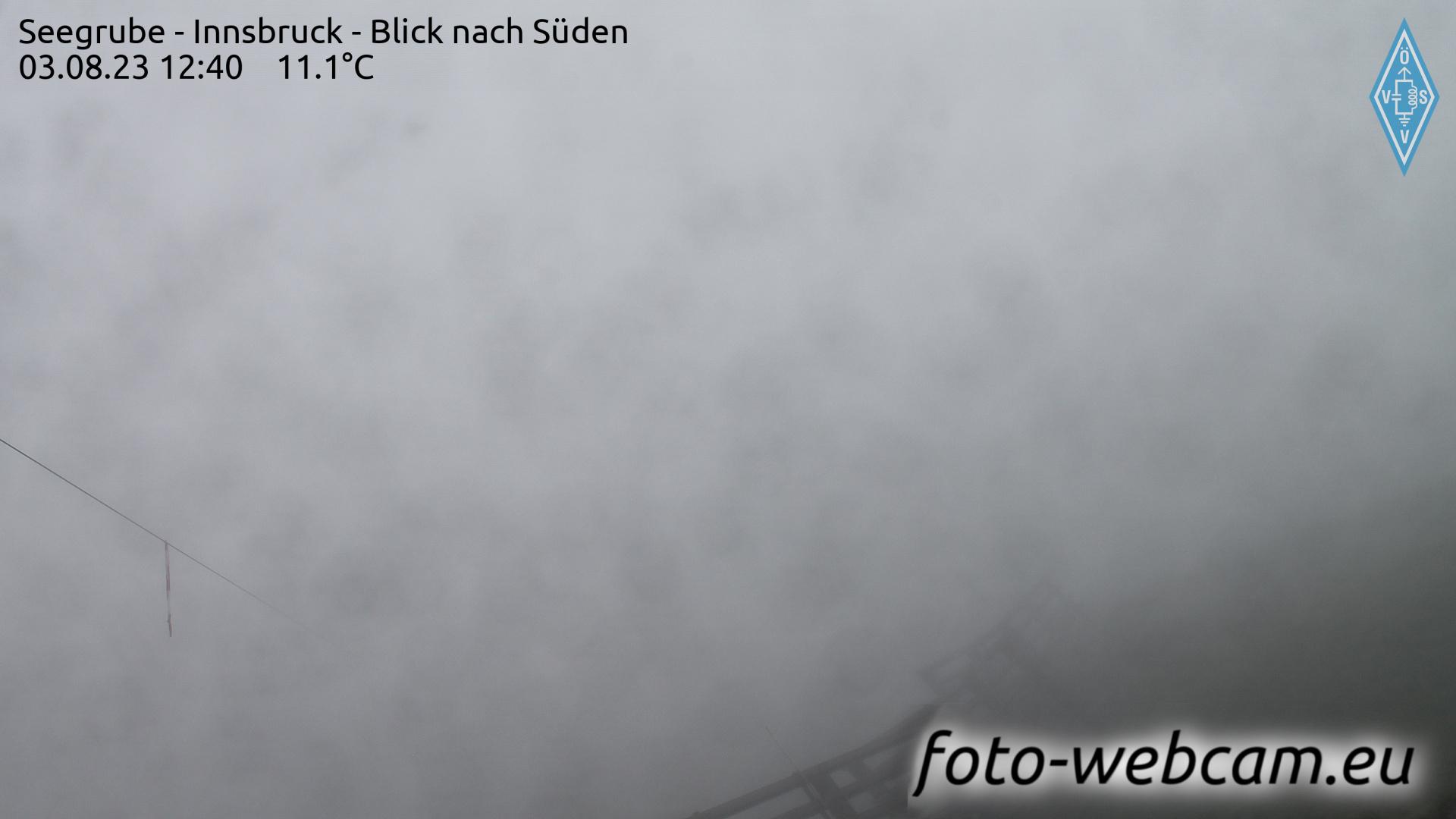 Innsbruck Wed. 12:18