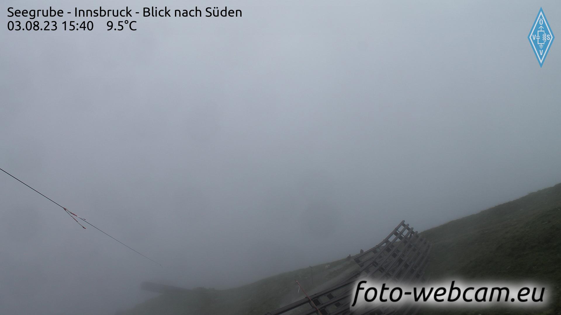 Innsbruck Wed. 15:18