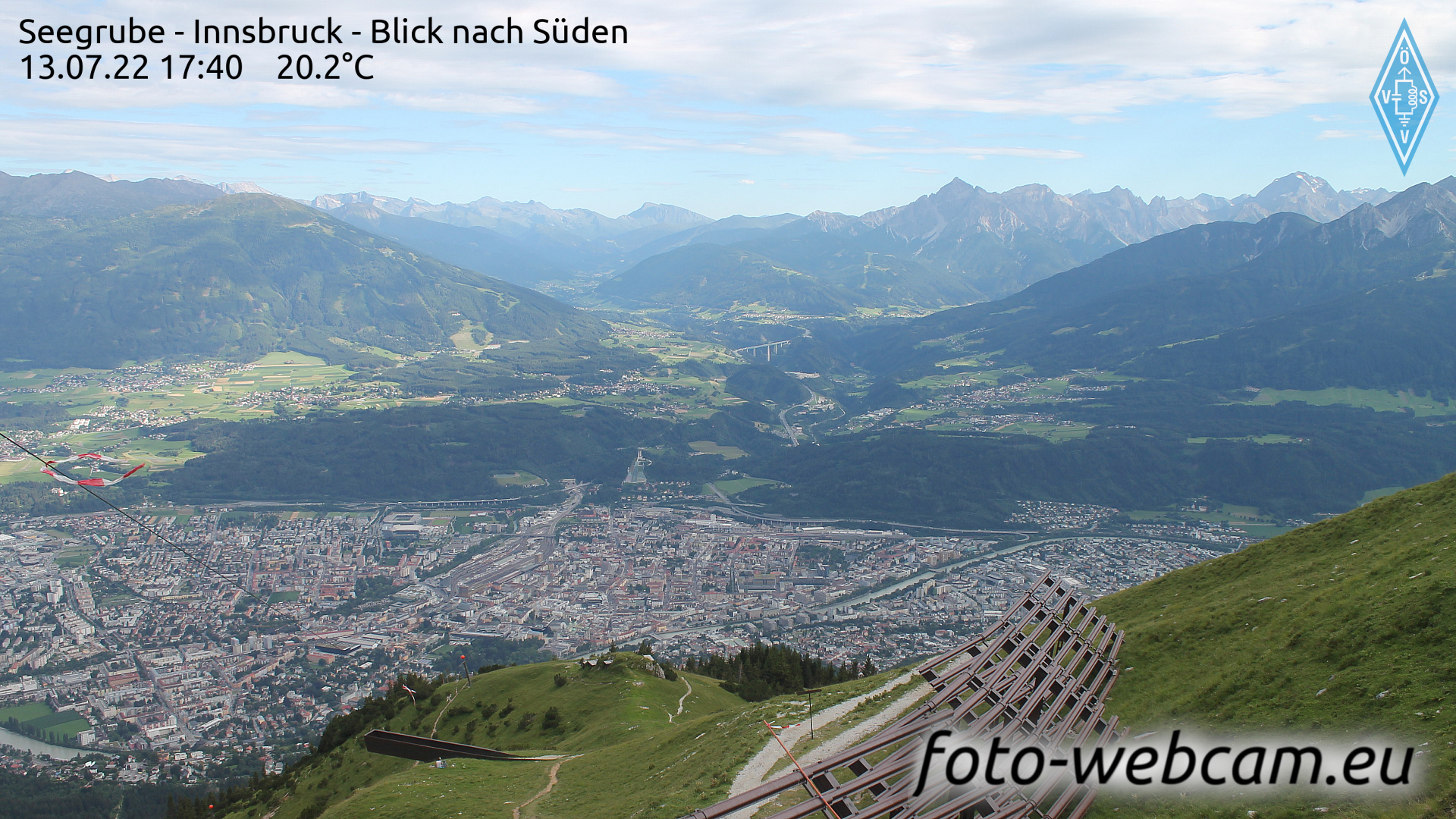 Innsbruck Wed. 17:18