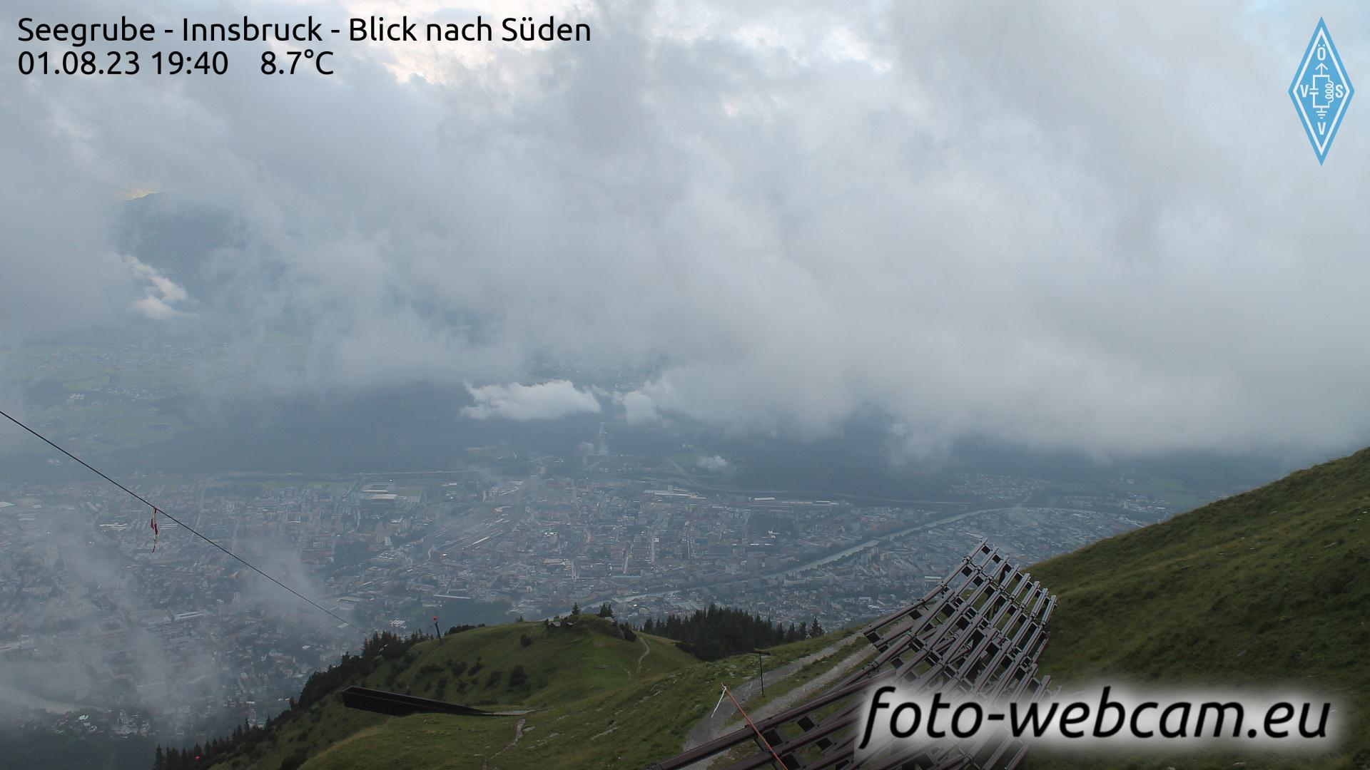 Innsbruck Wed. 19:18