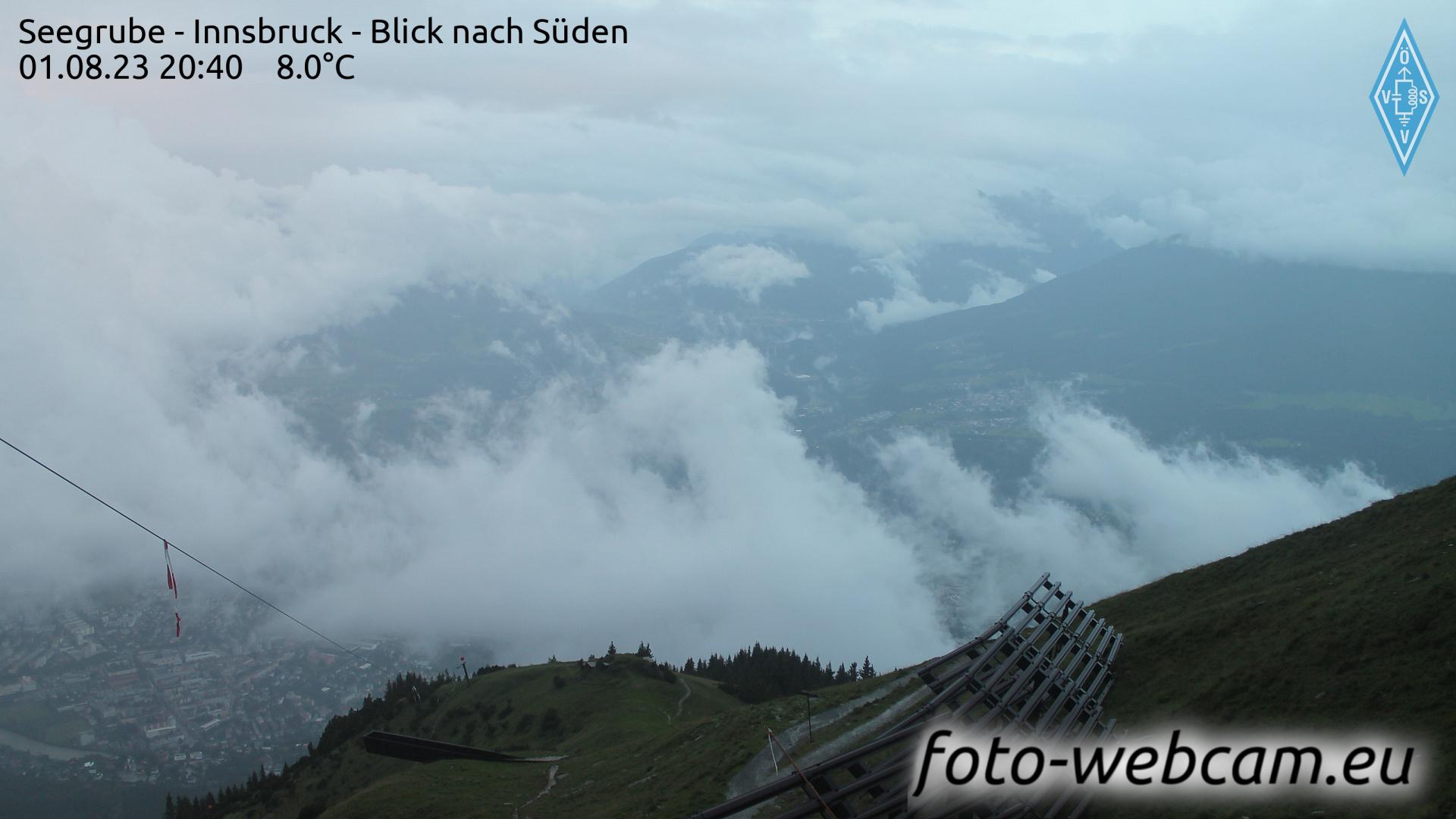 Innsbruck Wed. 20:18