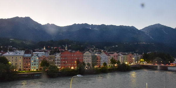 Innsbruck Wed. 21:33