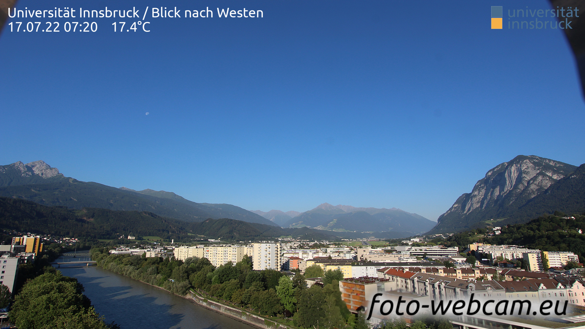 Innsbruck Mon. 07:25