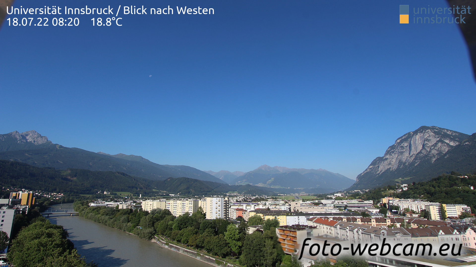 Innsbruck Mon. 08:25