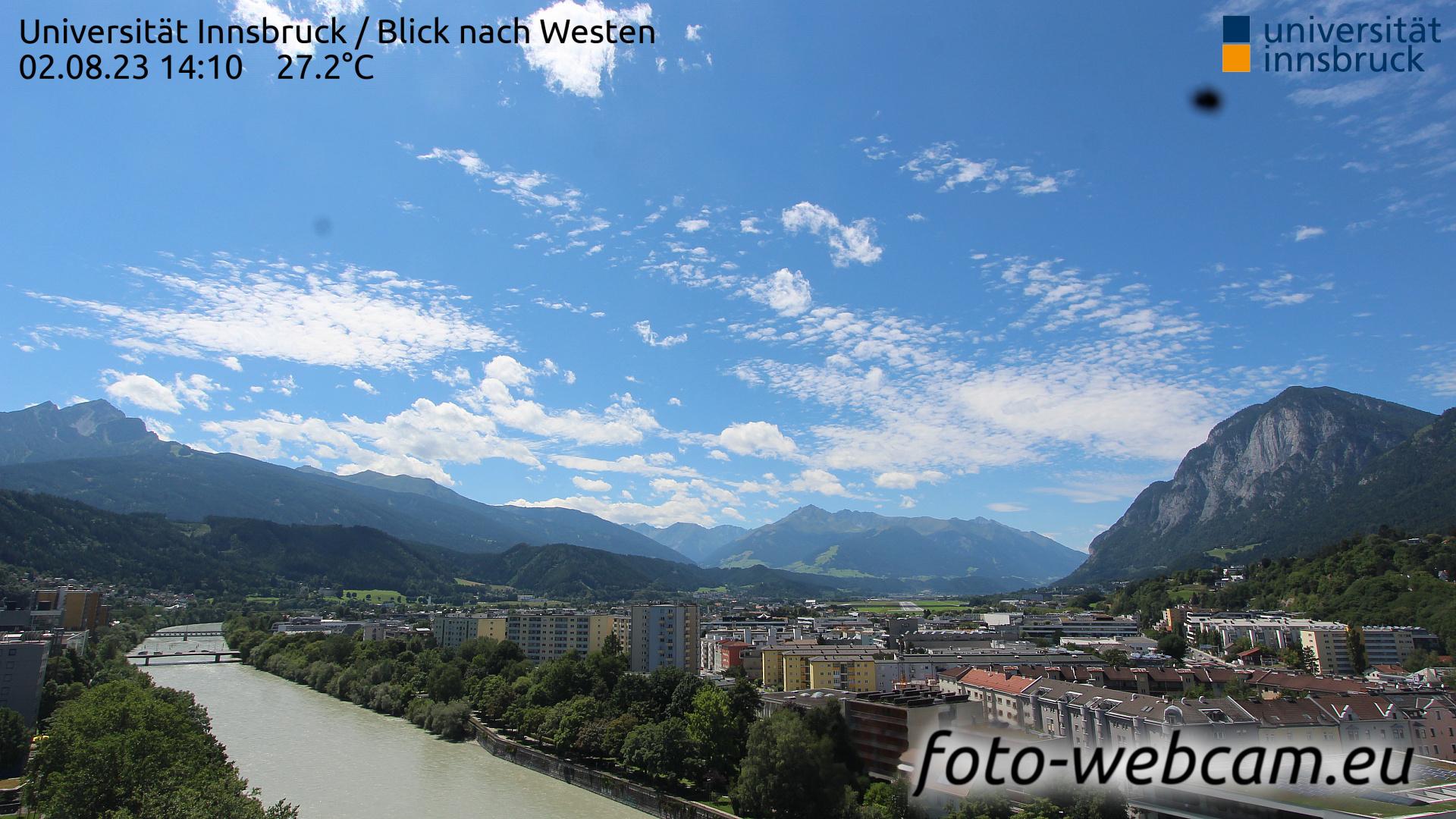 Innsbruck Sun. 14:25