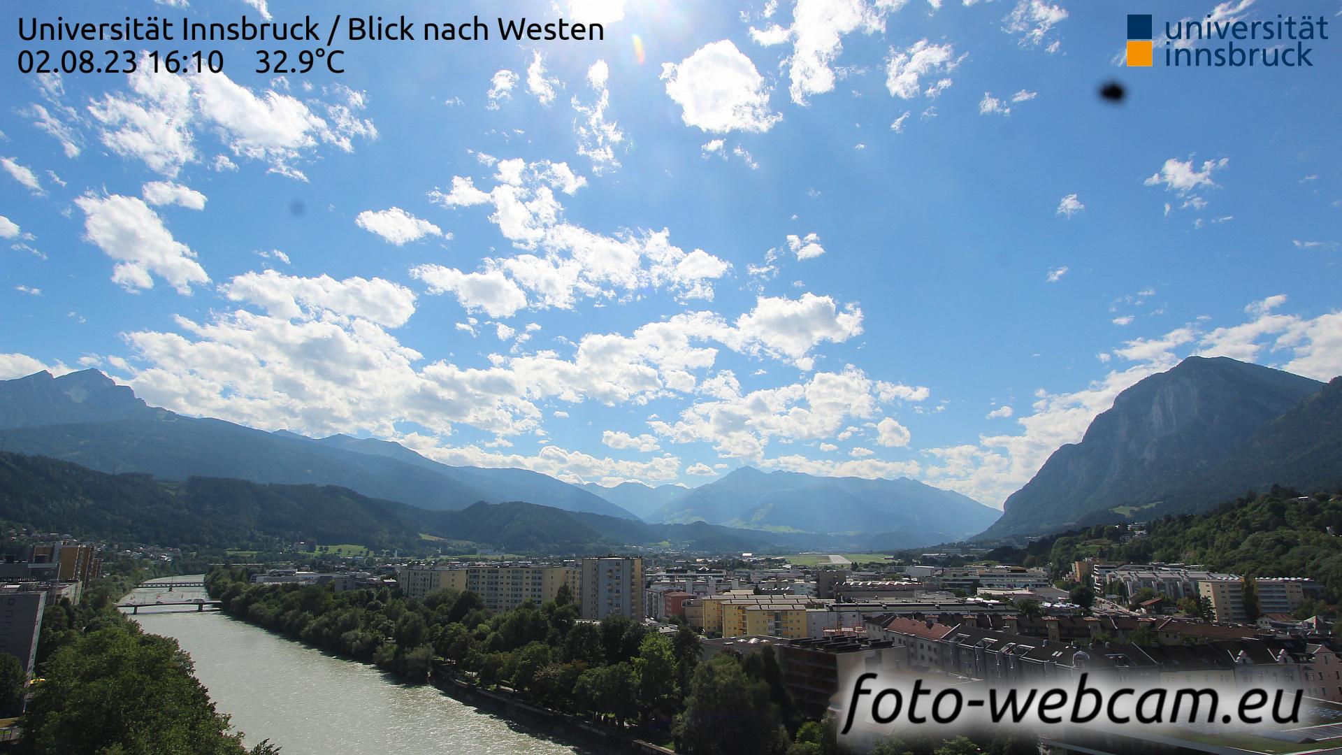 Innsbruck Sun. 16:25
