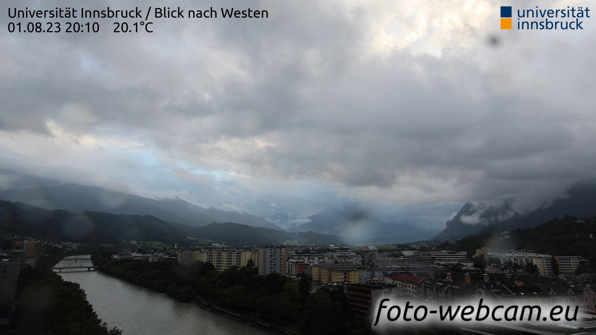Innsbruck Sun. 20:25