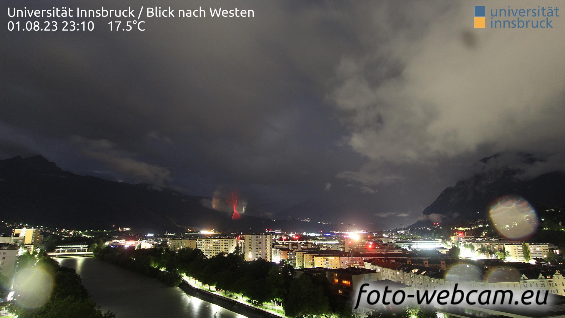 Innsbruck Sun. 23:25