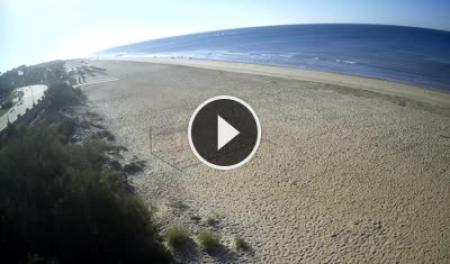 Islantilla Sun. 09:35