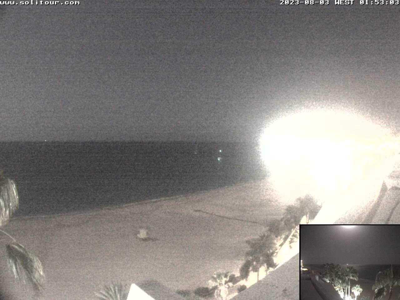 Jandia (Fuerteventura) Fri. 01:53