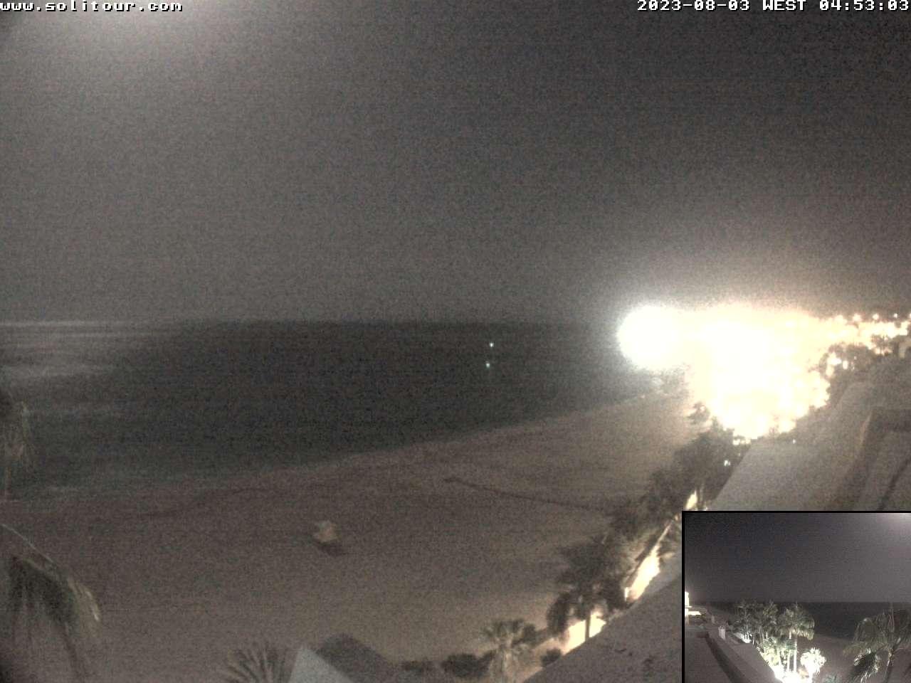 Jandia (Fuerteventura) Tue. 04:54