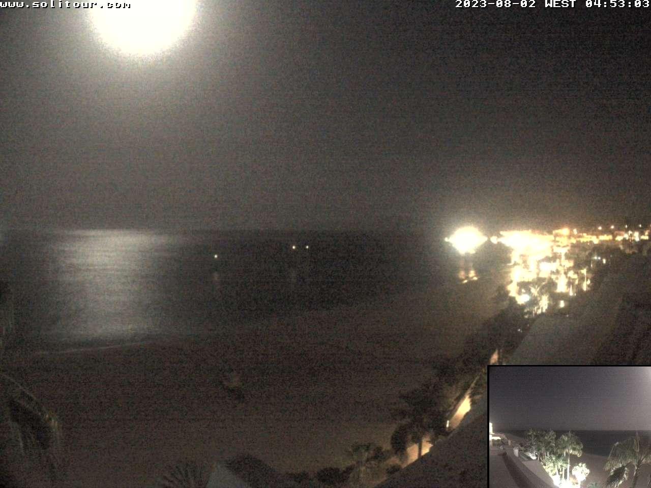 Jandia (Fuerteventura) Fri. 04:53