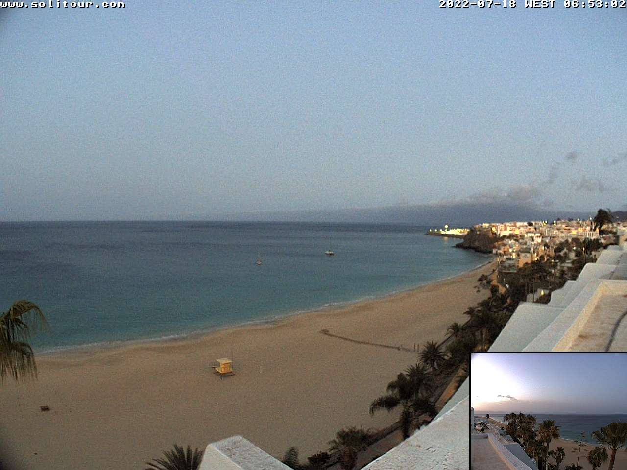 Jandia (Fuerteventura) Mo. 06:53
