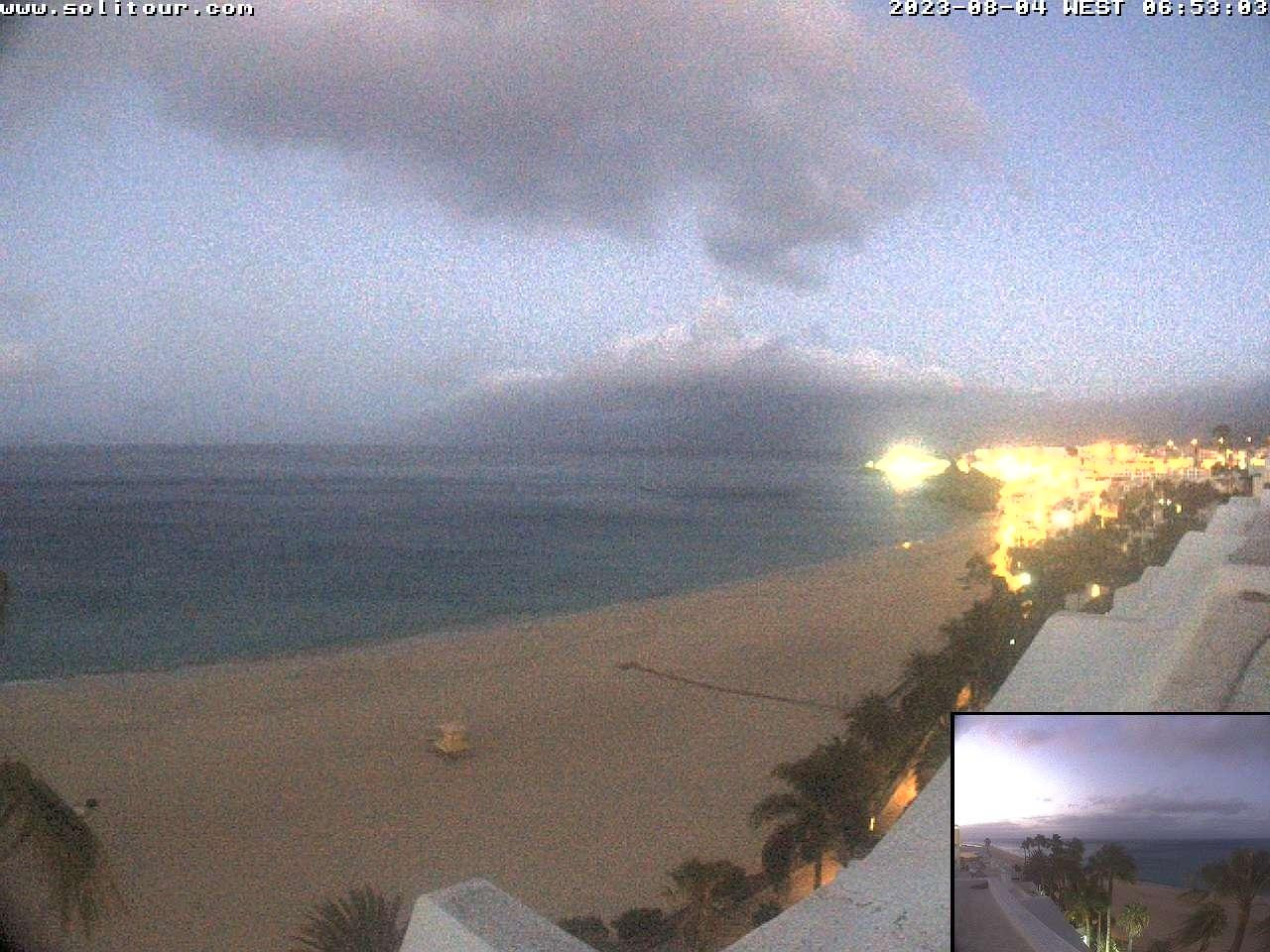 Jandia (Fuerteventura) Fri. 06:53