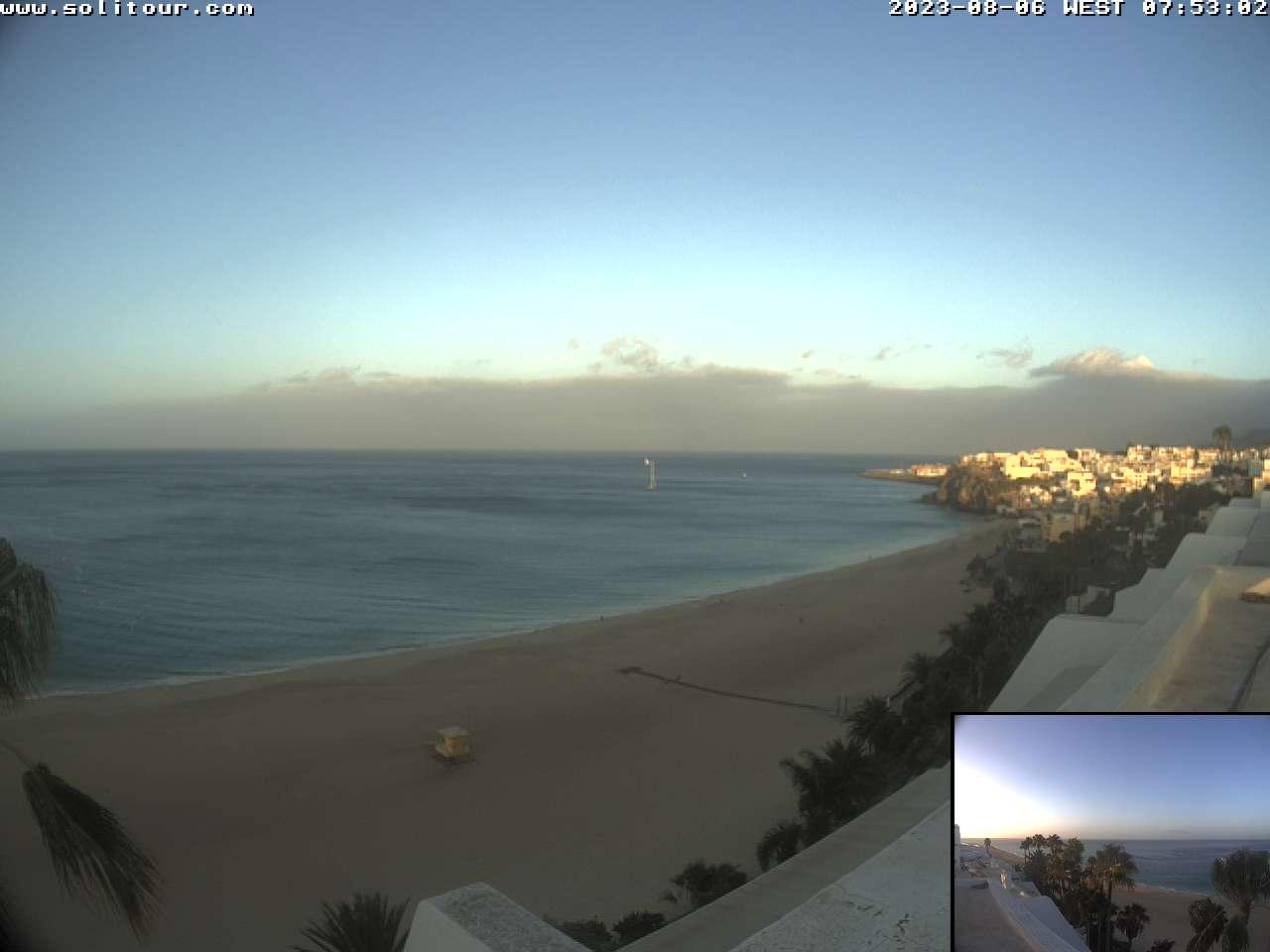 Jandia (Fuerteventura) Mo. 07:53