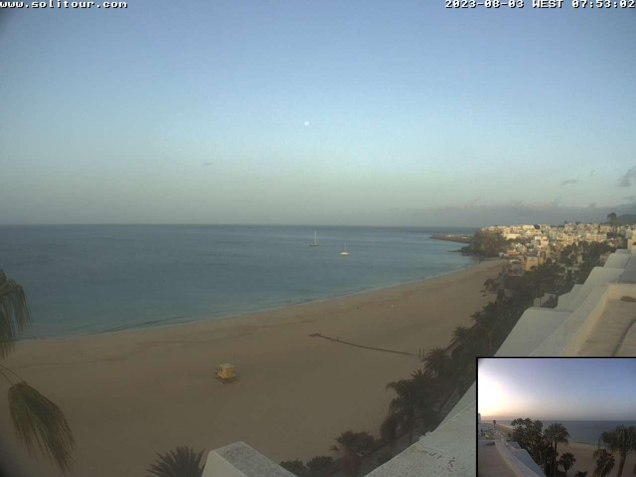 Jandia (Fuerteventura) Fri. 07:53
