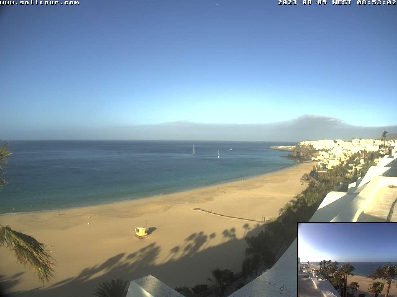 Jandia (Fuerteventura) Mo. 08:53