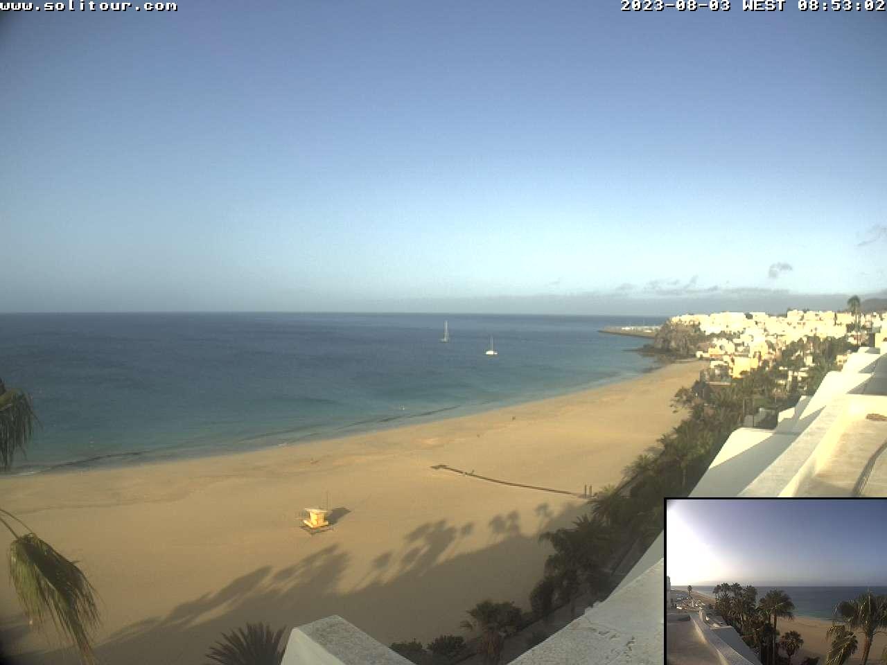 Jandia (Fuerteventura) Fri. 08:53