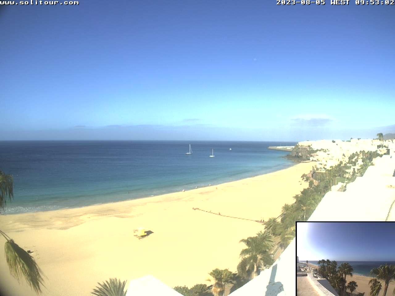 Jandia (Fuerteventura) Tue. 09:54