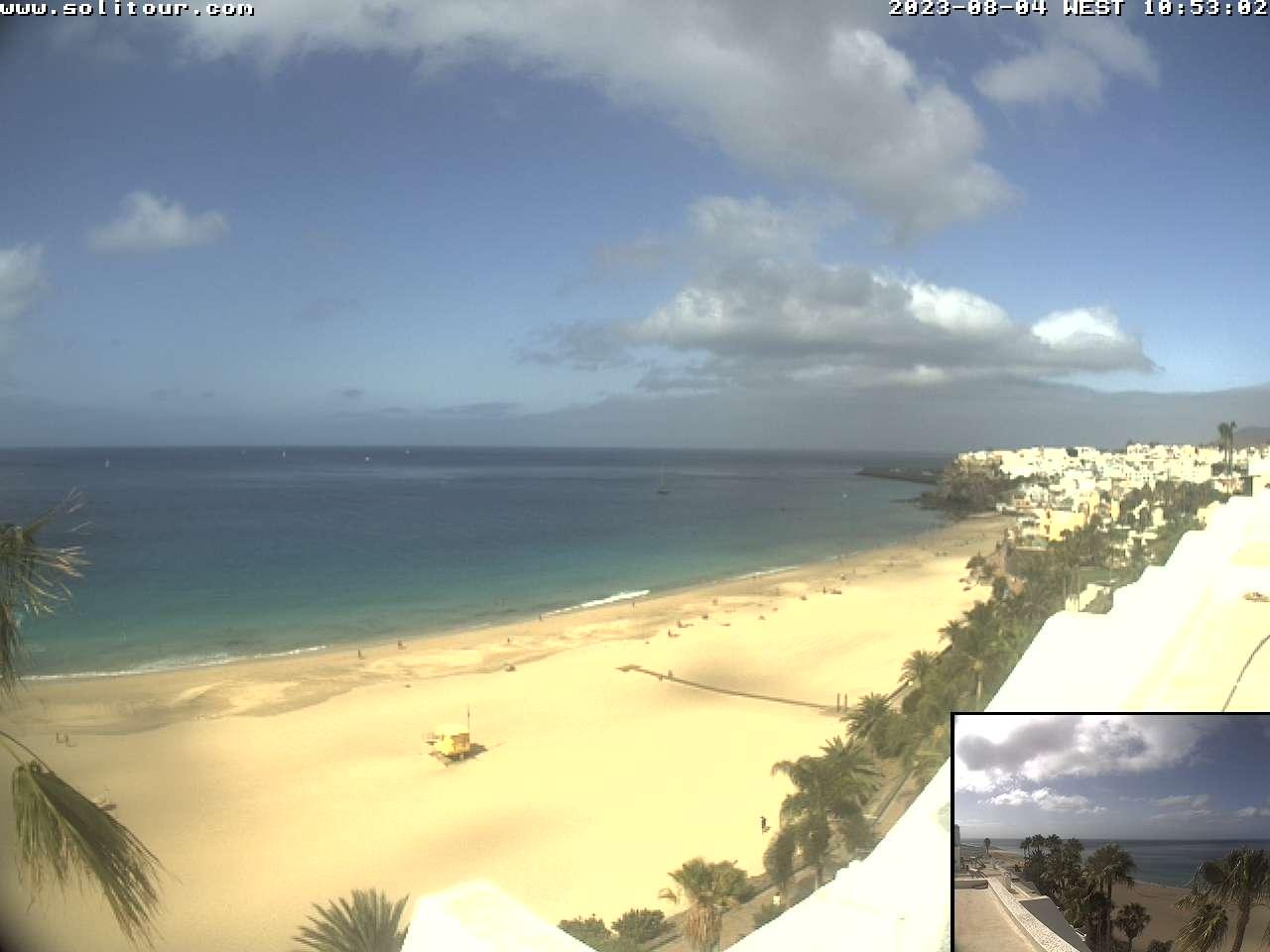 Jandia (Fuerteventura) Tue. 10:54