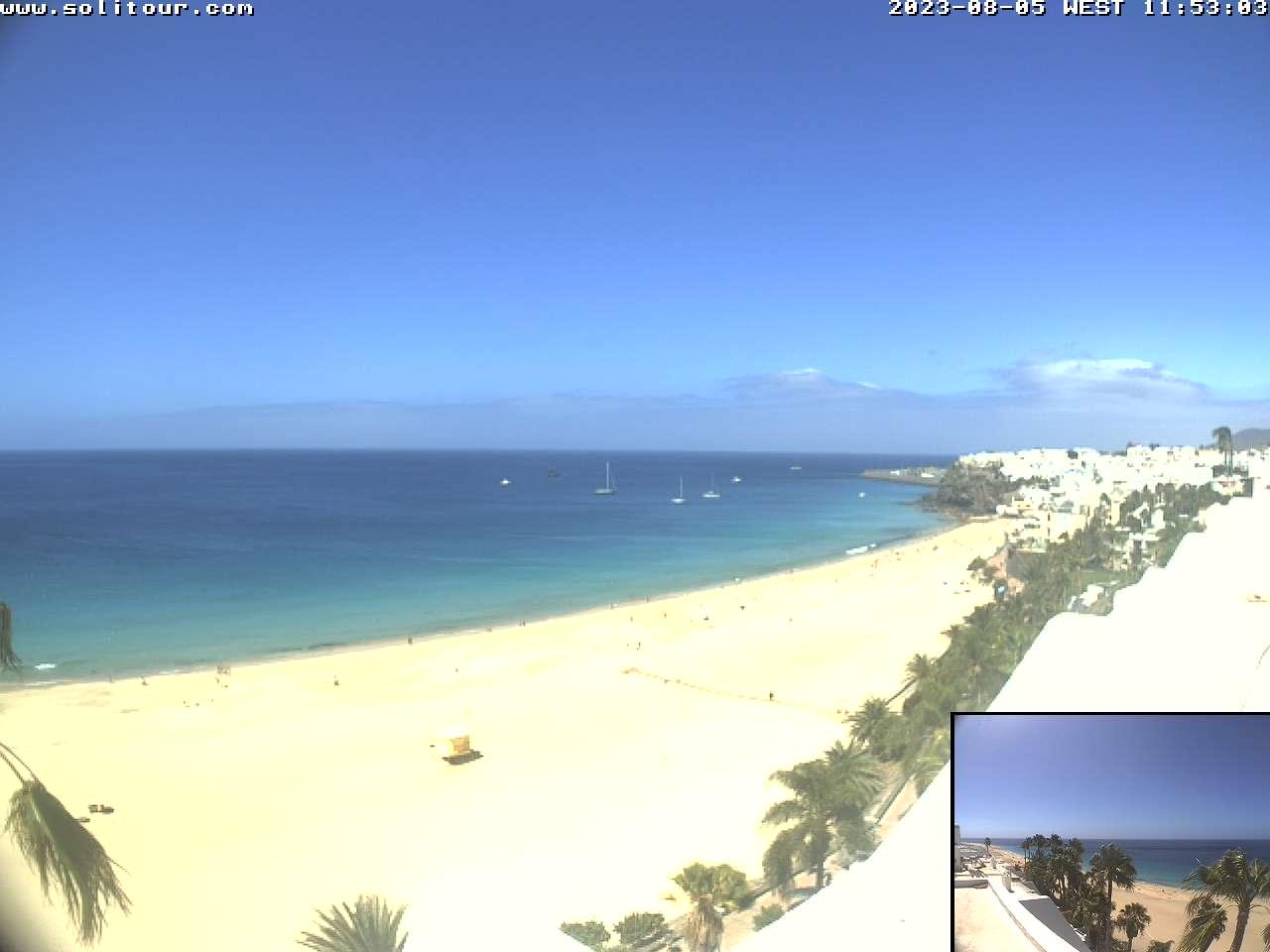 Jandia (Fuerteventura) Tue. 11:54