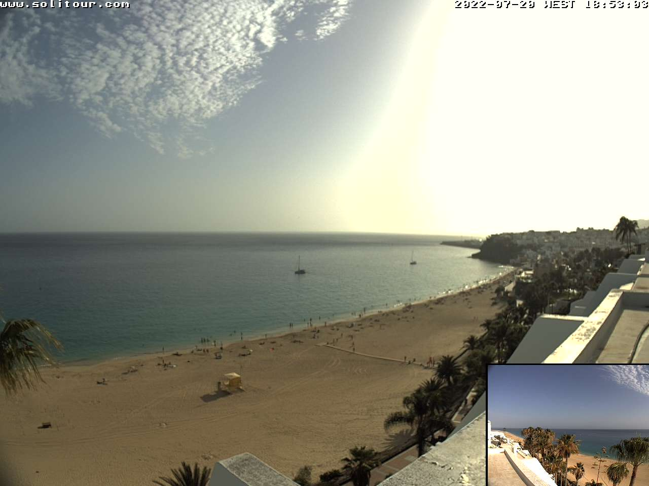 Jandia (Fuerteventura) Tue. 18:54