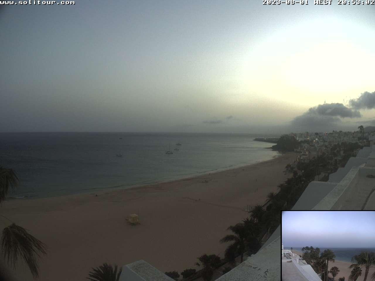 Jandia (Fuerteventura) Mon. 20:54