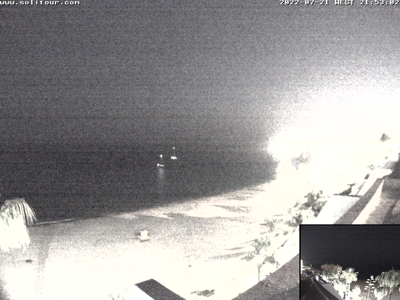 Jandia (Fuerteventura) Mon. 21:54