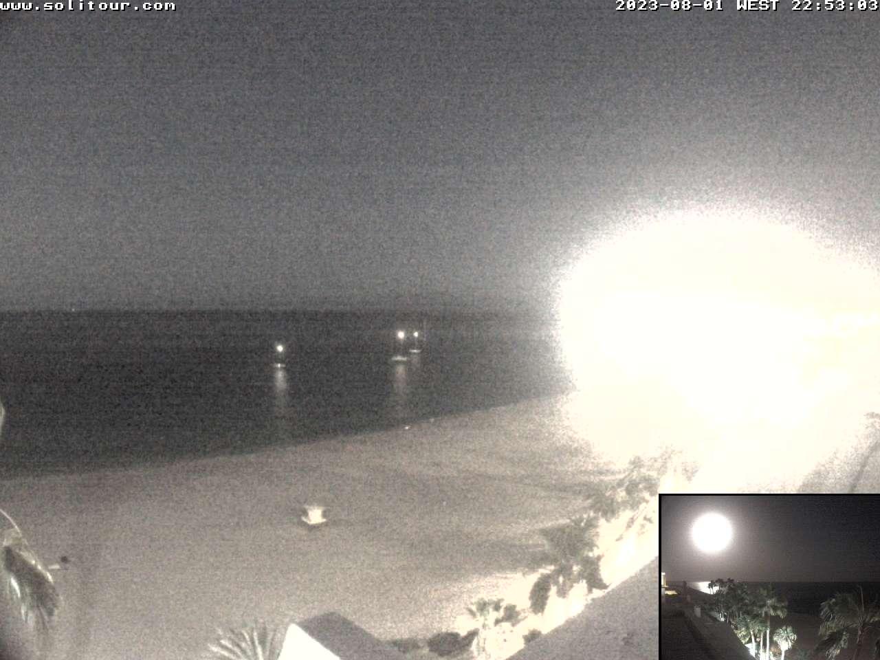 Jandia (Fuerteventura) Mon. 22:54