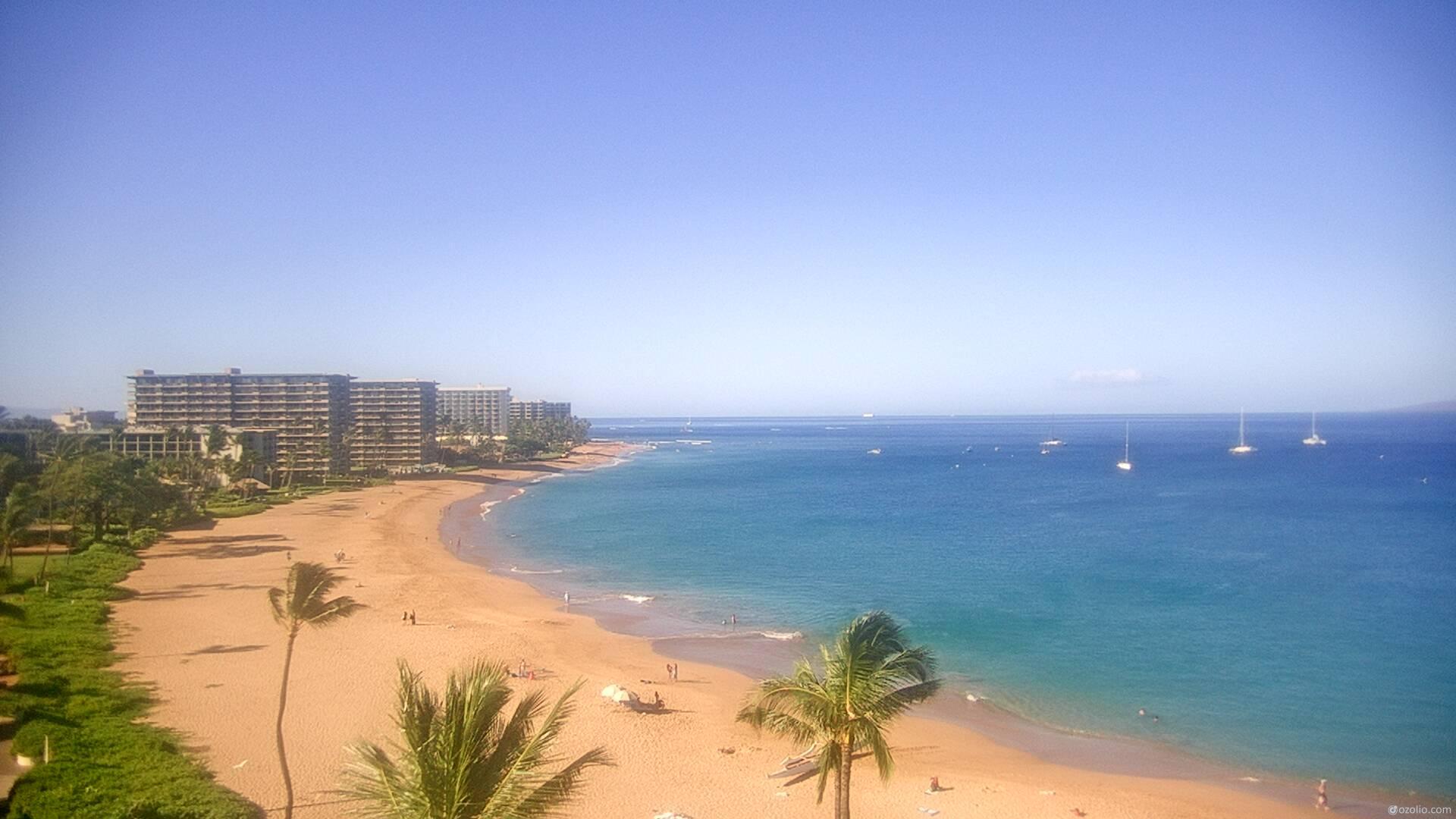 Westin Maui Resort And Spa Cam