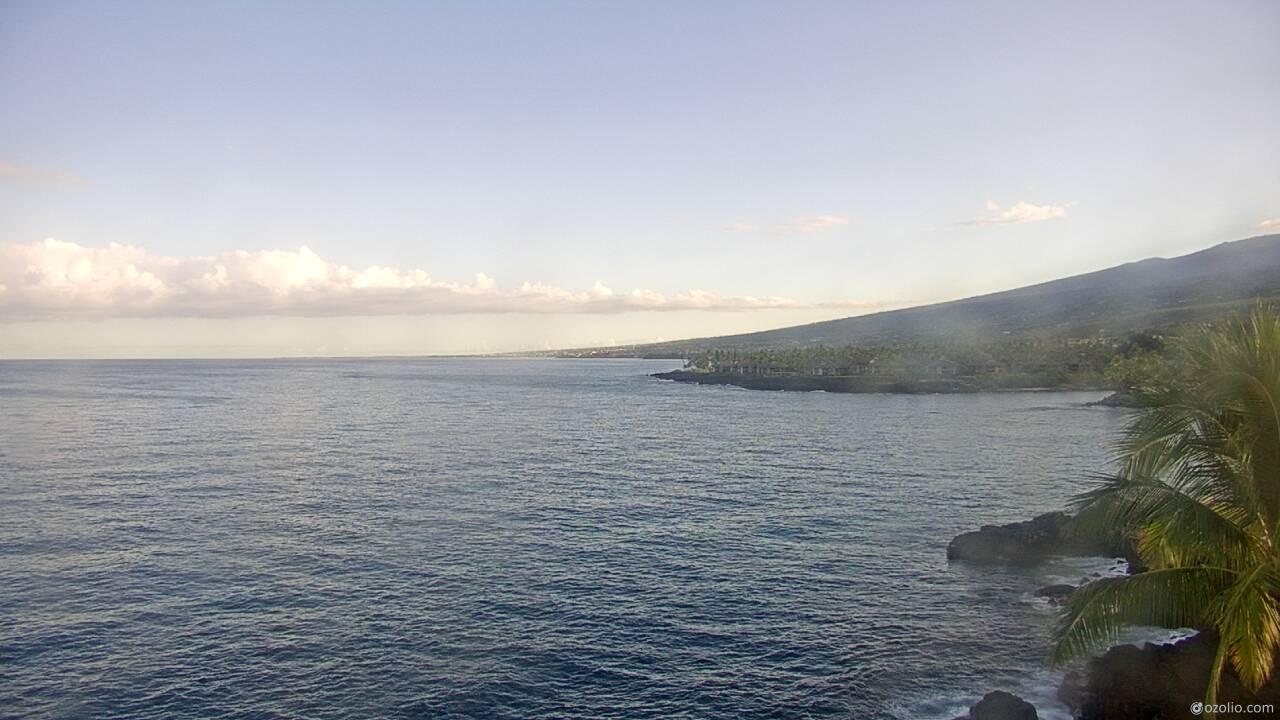 Kailua Kona, Hawaii Fri. 06:58