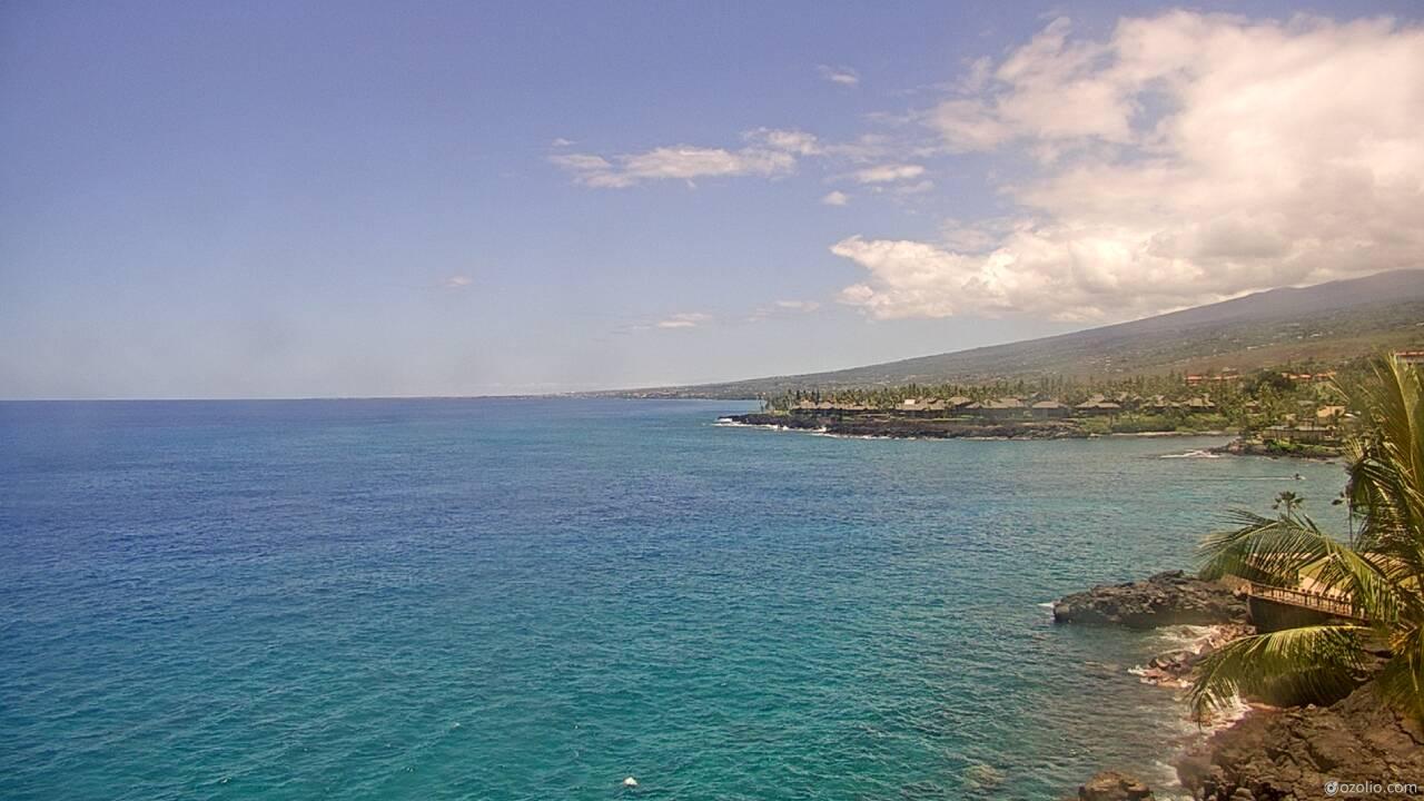 Kailua Kona, Hawaii Fri. 12:58