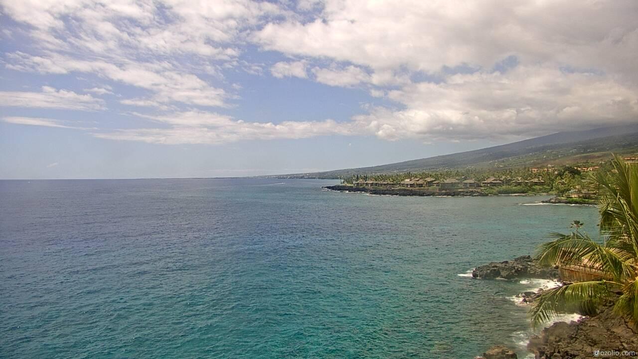 Kailua Kona, Hawaii Fri. 14:58