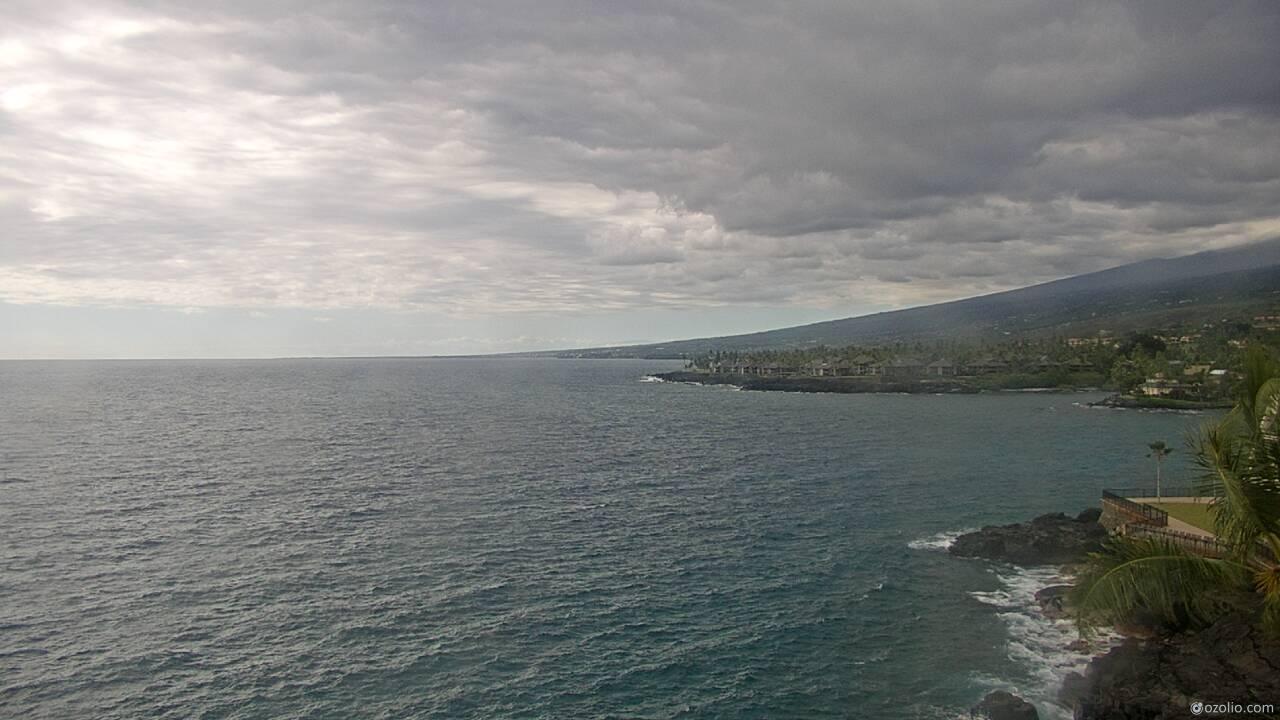 Kailua Kona, Hawaii Fri. 16:58